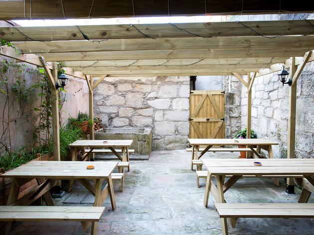 Bar, Cerveja Artesanal, Armazém da Cerveja, Esplanada