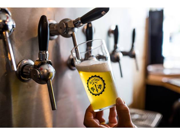 Bar, Cerveja, Cerveja Artesanal, HopTrip