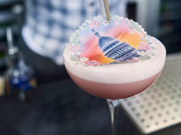 Madison Terrace Bar & Lounge