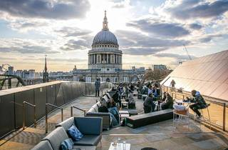 Madison, rooftop, terrace, outside dining