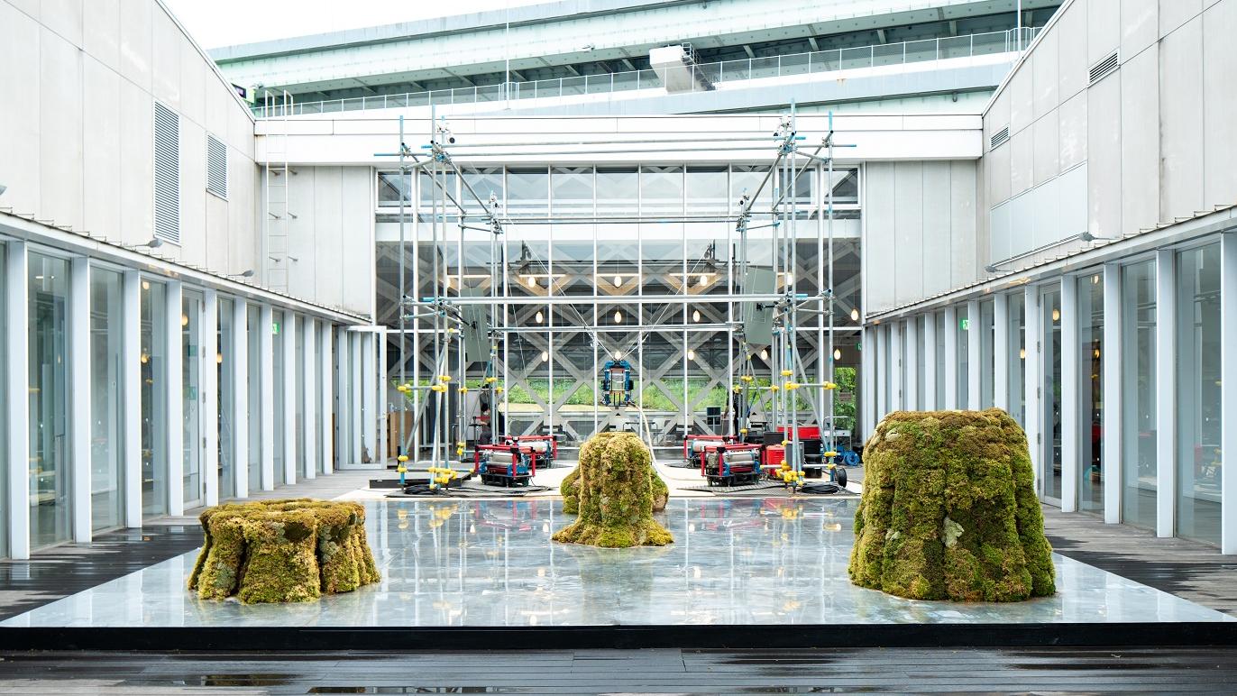 田中浩也研究室+ METACITY(青木竜太)《Bio Sculpture》 2021