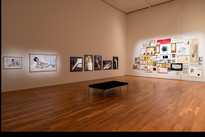 北九州市立美術館「多様性への道」 展 会場風景4
