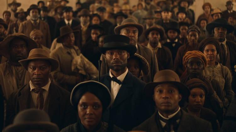 Televisão, Séries, Drama, Guerra, The Underground Railroad (2021)