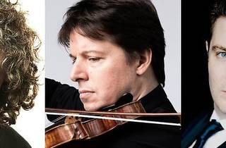 Steven Isserlis, Joshua Bell, Alessio Bax