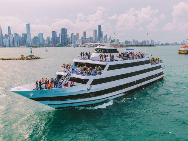 The best Chicago boat tours