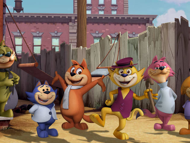 Still de la película animada 3d don gato