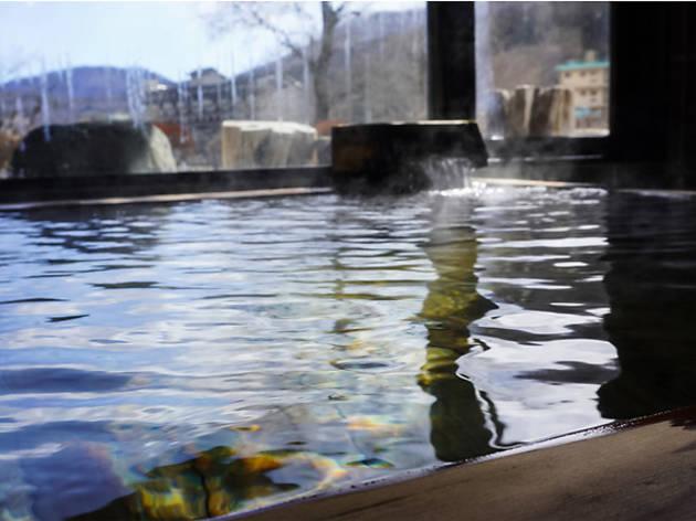 グランパーク 赤沢温泉