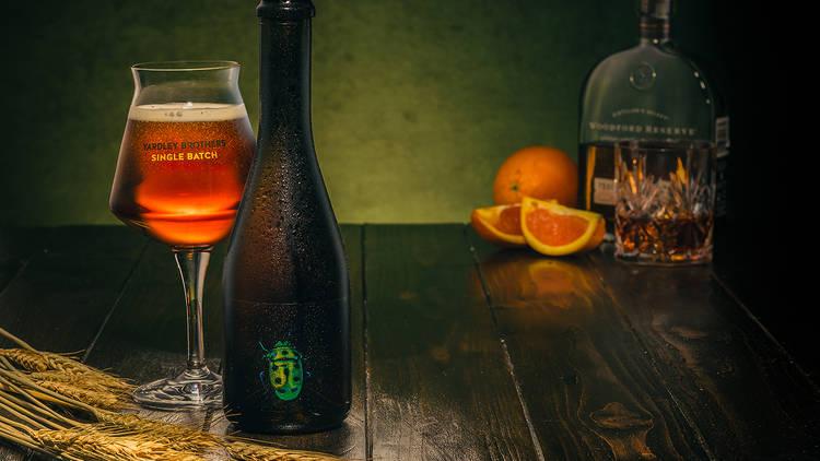 Yardley Brothers, Barrel-aged beer in hong kong