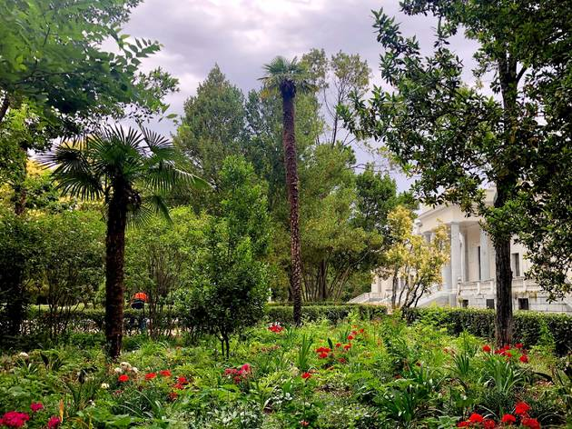 jardines Finca Vista Alegre