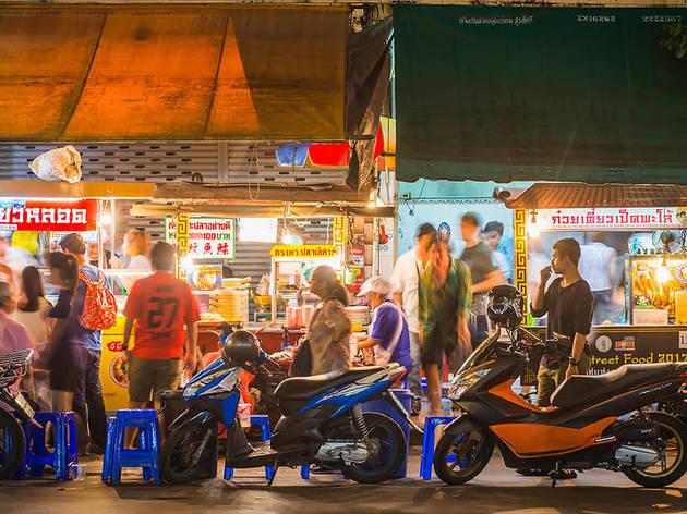 Covid-19 in Bangkok