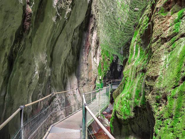 Gorges de la Fou, Vallespir