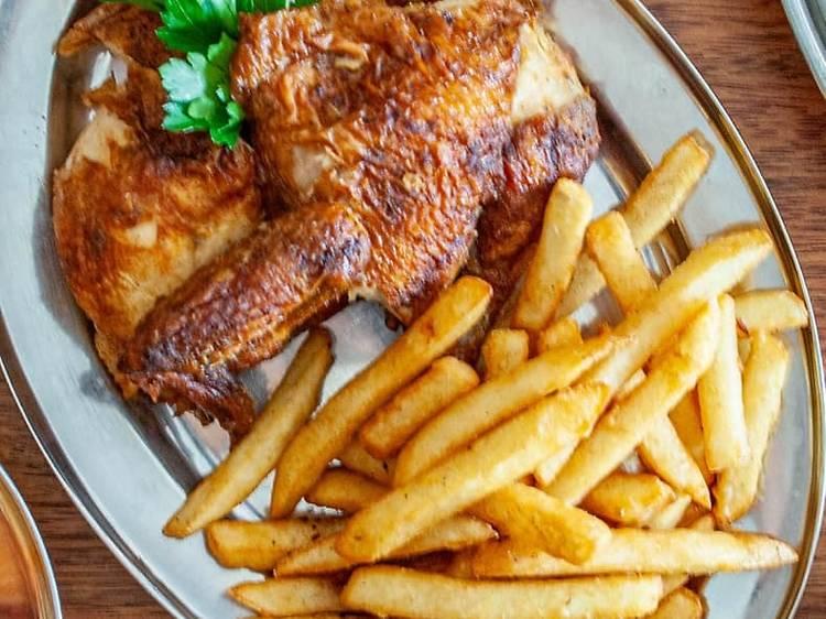 Chicken Workshop