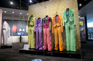 Full set of Jackson 5 outfits