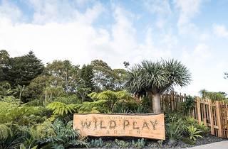 Centennial Parklands Ian Potter Wild Play Garden