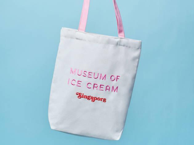 Museum of Ice Cream Singapore Tote Bag