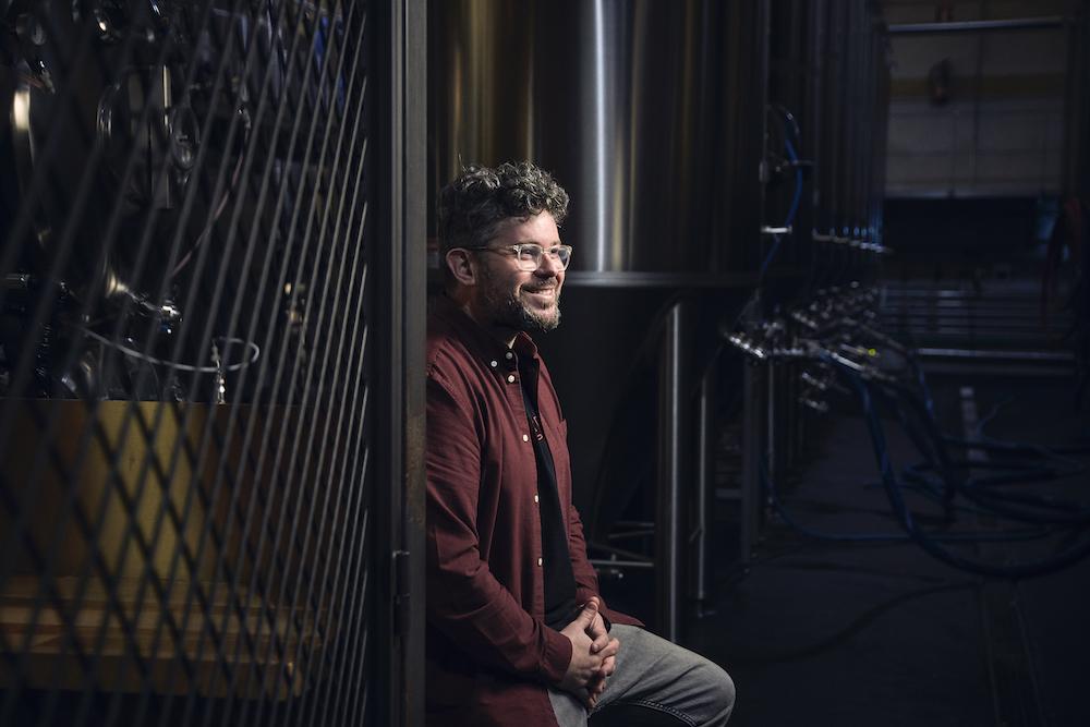 César Pascual, de Cervezas La Virgen
