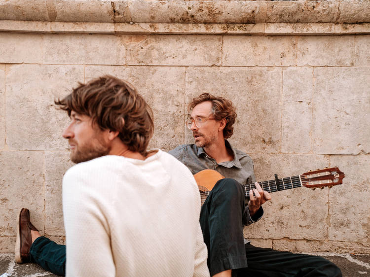 Kings of Convenience: Peace or Love