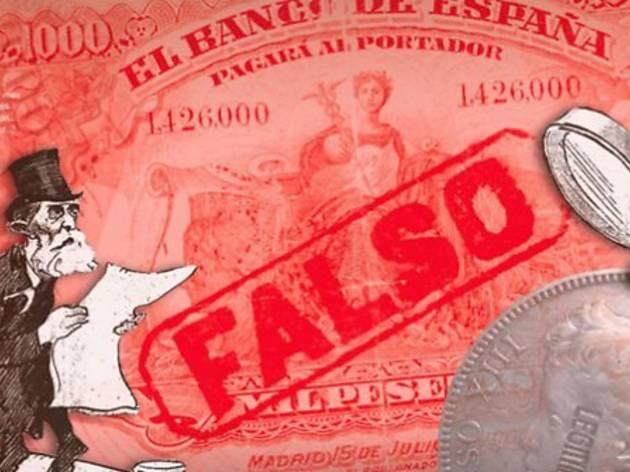 ¡Falso! Una historia de engaño, arte y codicia