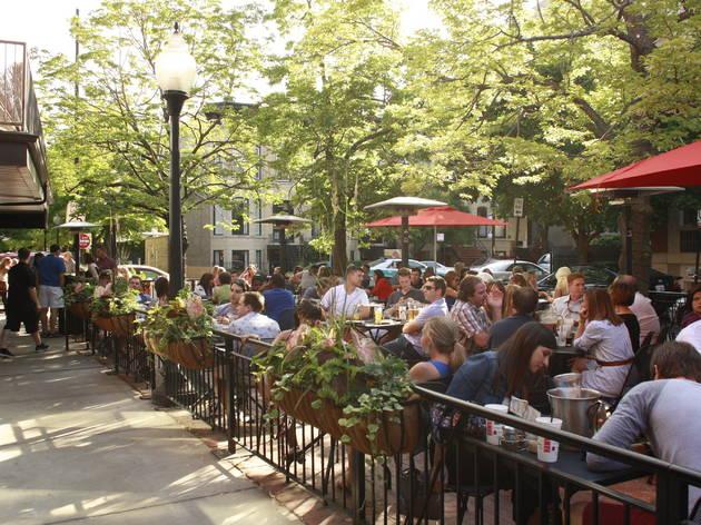 The best outdoor restaurants in Chicago
