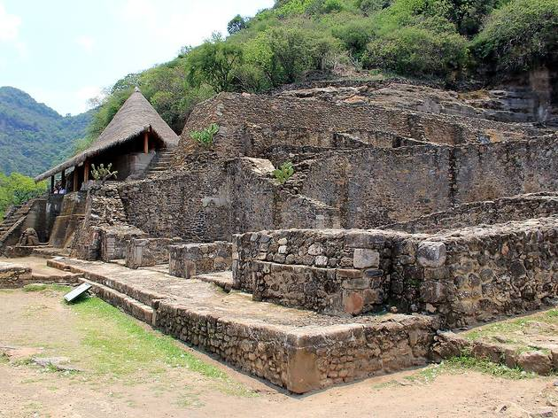 Zona arqueológica Malinalco