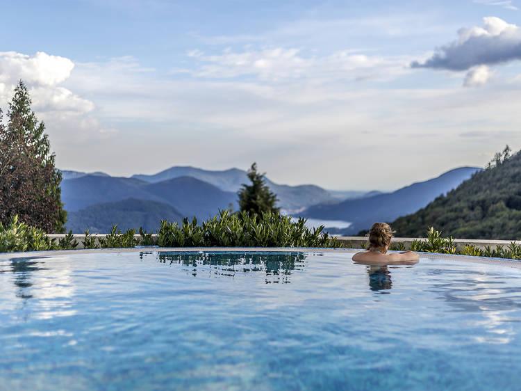 Five great hotel escapes around Switzerland