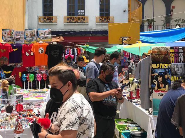 Retro Fest Mx, ahora bazares, en ediciones pasadas