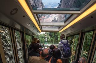 Funicular de Montserrat, FGC