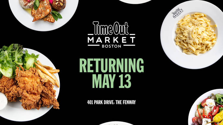 Time Out Market Boston reopening