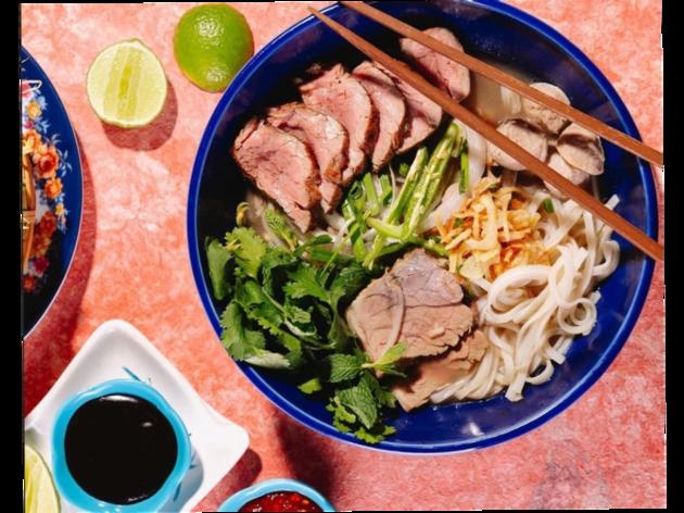 Pho en Kiin Thai Viet Eatery