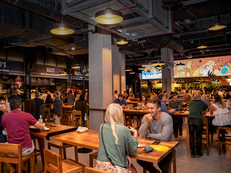 Live music nights launch at Time Out Market Dubai