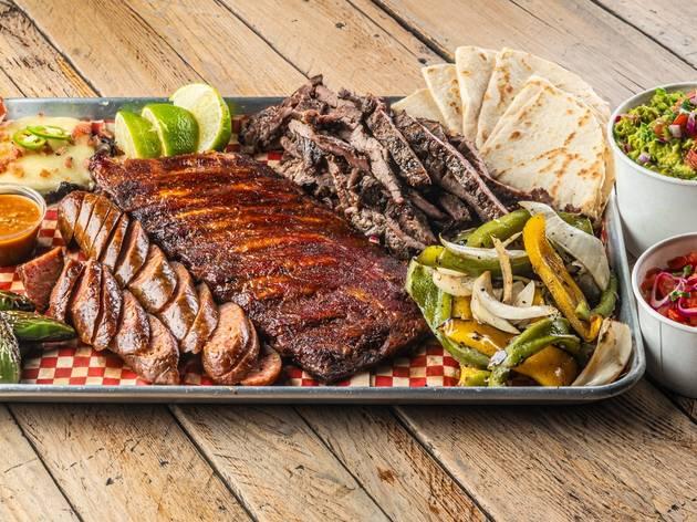 Semana tex-mex en Pinche Gringo BBQ