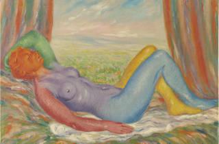 Magritte - La Moisson