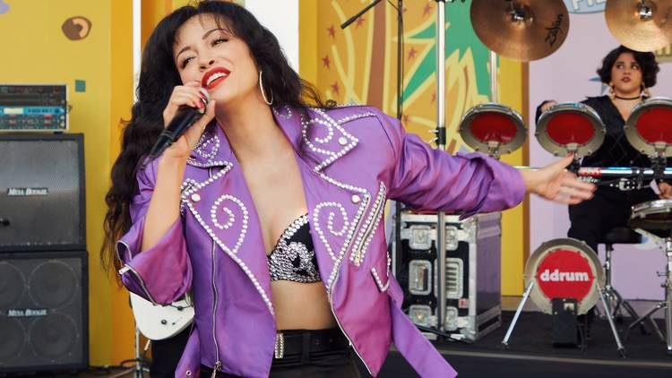 Selena: La serie. Segunda temporada
