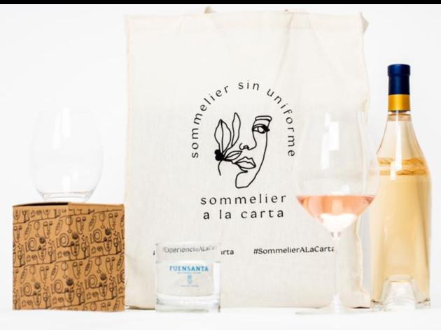 Kit de vino Sommelier a la carta