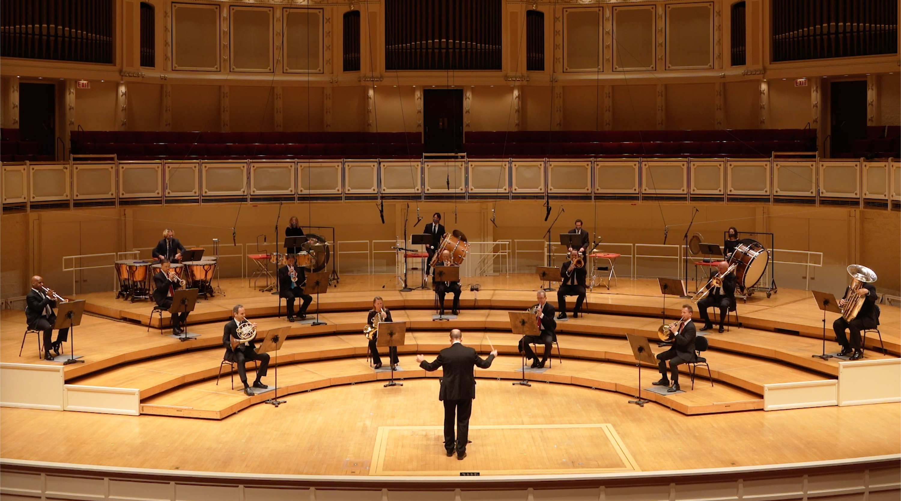 Chicago Symphony Orchestra will resume in-person concerts