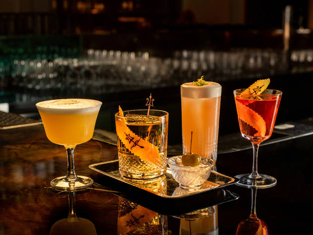 Where to drink in Hong Kong this May