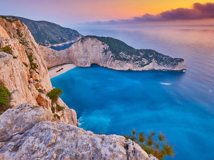 Shipwreck Beach | Zakynthos, Greece