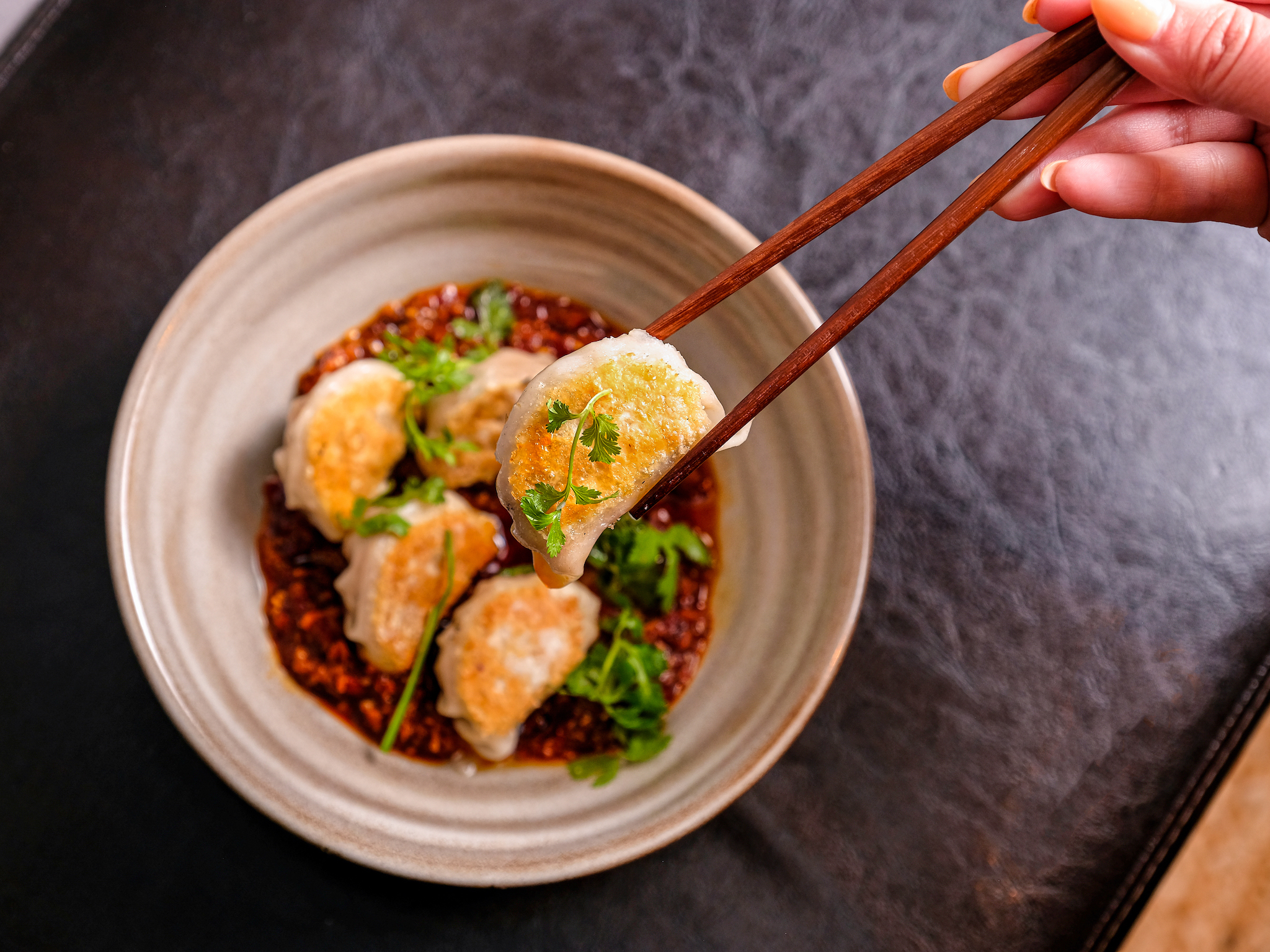 Remember No Name Chinese? Its chef just opened a new restaurant in Coral Gables.
