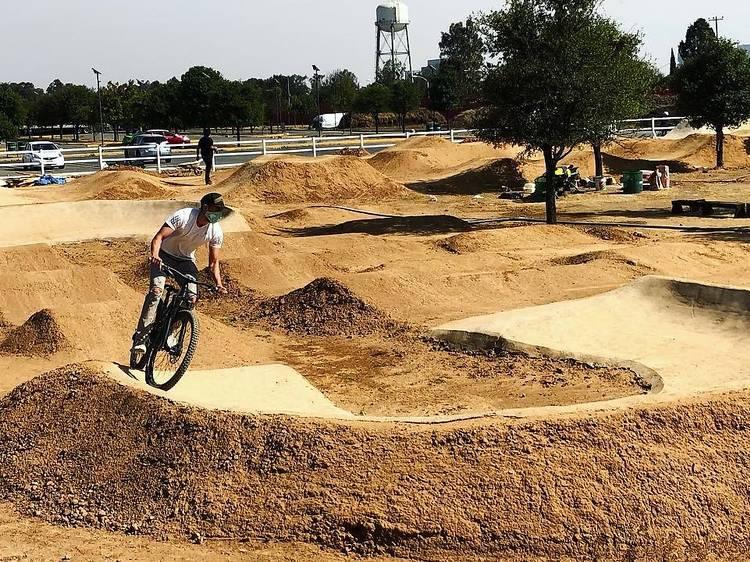 Puro Flow Bike Park- Parque Bicentenario