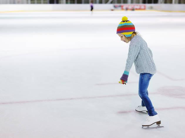 Barcelona es queda, un Nadal més, sense pista de patinatge sobre gel
