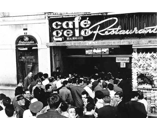 O Pátio das Antigas: O Café das várias vidas