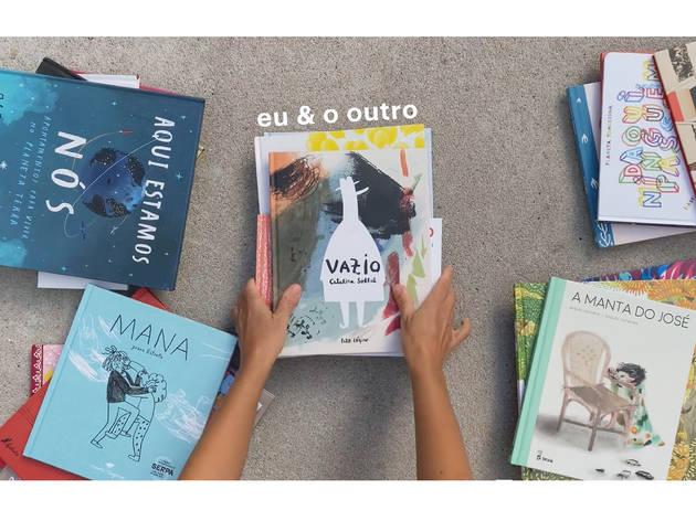 Exposição, Livros, A Janela