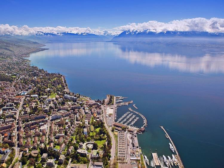 48 hours in Lake Geneva: discover Lausanne this summer