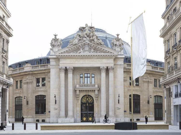 La Bourse de Commerce – Pinault collection