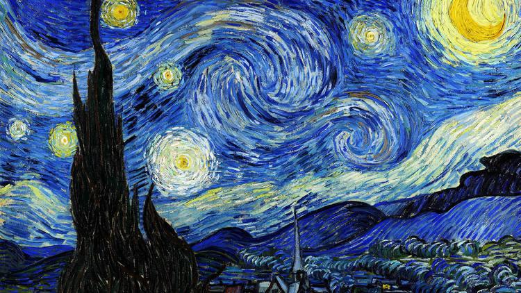 Van Gogh, 'Starry Night'