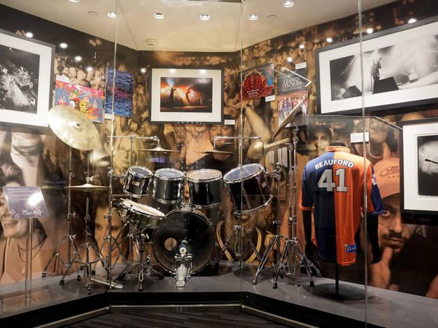 Dave Matthews Band exhibition