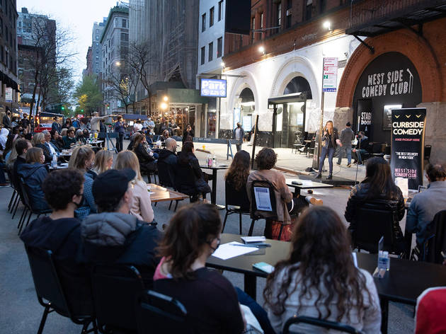 How NYC's streets have become its most coveted stages