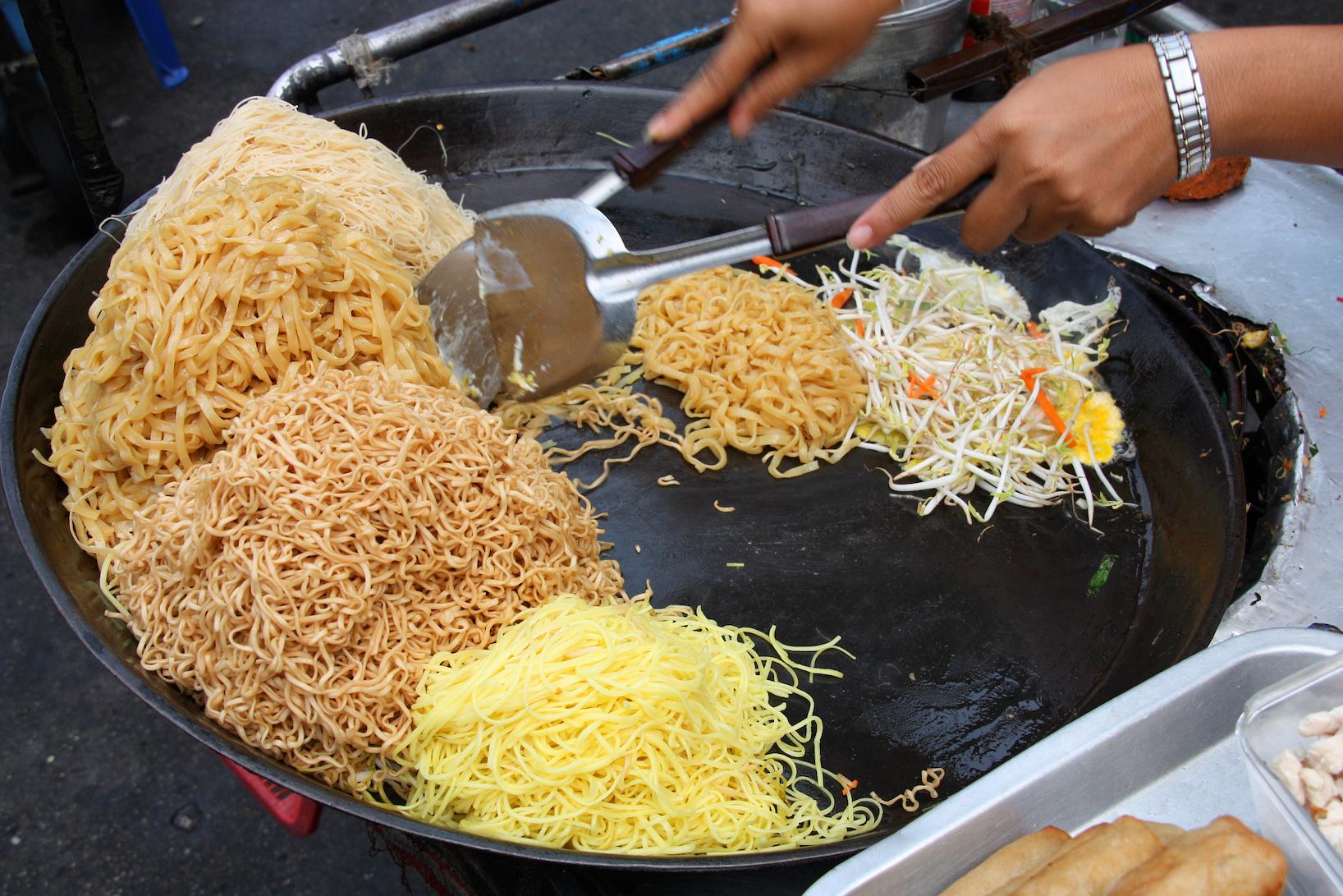 Pad Thai in Bangkok