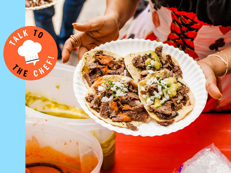 The best street food on the planet, according to chefs