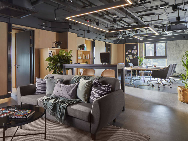 The largest on-campus accommodation in Hong Kong